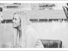 Alex + Alli  //  Canal Park Engagement Session  //  by Amber