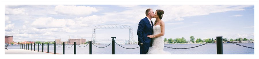 Stacey + Pete  //  Pier B Resort Wedding  //  by Mary